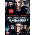 Universal Soldier Quadrilogy [DVD] [1992]